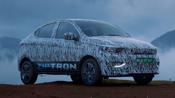 Tata's upcoming electric vehicle Tigor, powered by Ziptron, will make debut on August 17. (Photo courtesy: Tata Motors Electric Mobility)