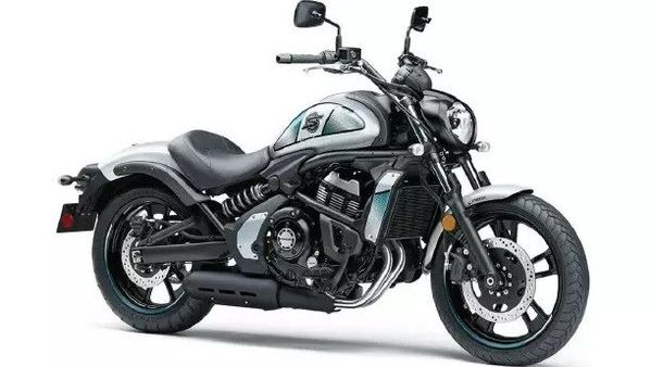 The yearly update has introduced new colour options on the 2022 Vulcan S.