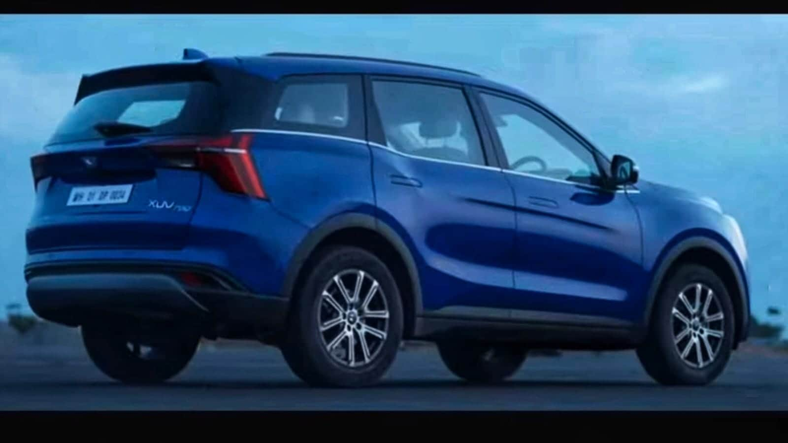 XUV700 from Mahindra will be offered in five as well as seven-seat layout. It will sit on 17-inch steel and 18-inch alloy wheels.