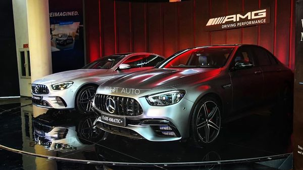 Several Mercedes AMG cars won't be sold in the US market for 2022 model year.