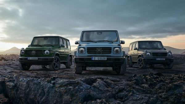 The G-Class or popularly known as G Wagen are one of the toughest luxury offroaders in the world.