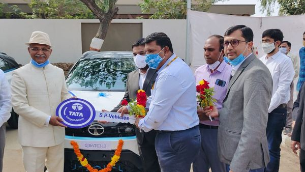 More than 6,000 Tata Nexon EVs are currently plying on Indian roads.