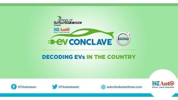 Hindustan Times Auto EV Conclave 2021