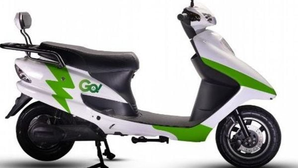 Representational Image of eBikeGo electric scooter.