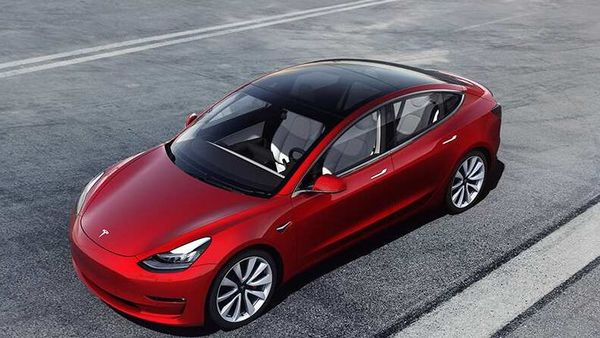 Autopilot is a standard feature for Tesla cars and enables the vehicles to maintain distance from cars in front.