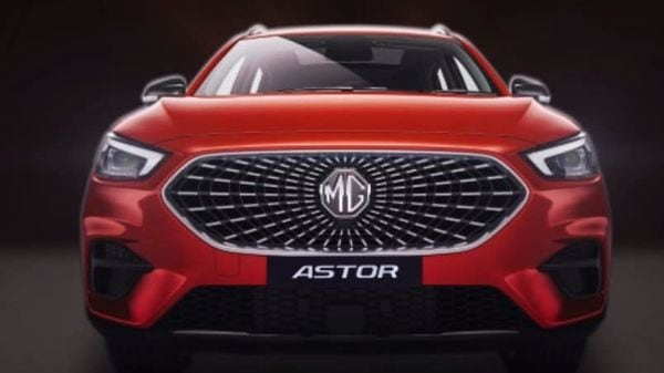 MG Astor will be placed as the most affordable car in the company's portfolio.