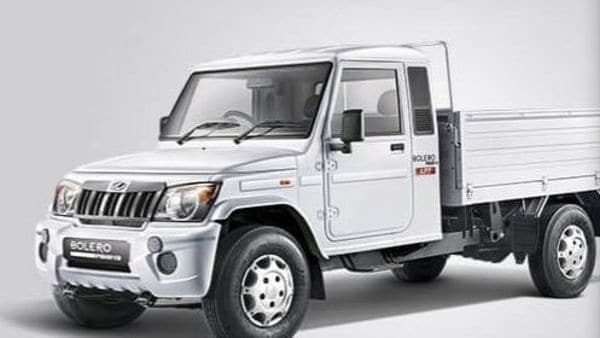 Mahindra says it BoleroPickUp range has been in the top position for over two decades with more than 16 lakh customers.