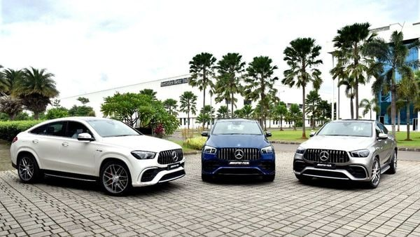 Mercedes AMG GLE 63 Coupe claims to hit 100 kmph in just 3.8 seconds.