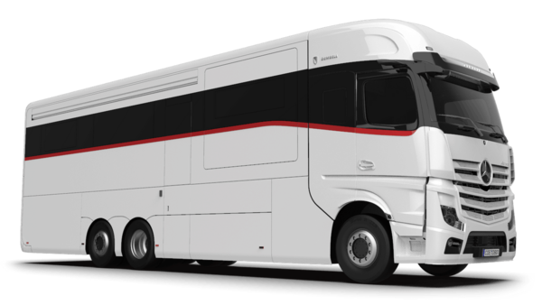 The Motorhome from Dembell. (Dembell)