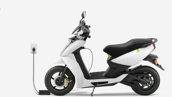 Ather Energy currently produces 450X and 450 Plus electric scooters in the country.