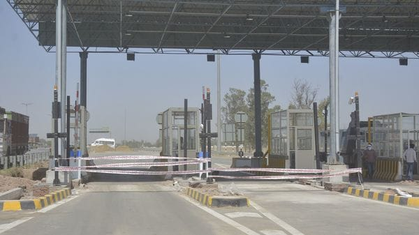 Travelling on Delhi-Meerut Expressway may soon require toll fees as free ride on the highway is likely to end this month. (File photo)