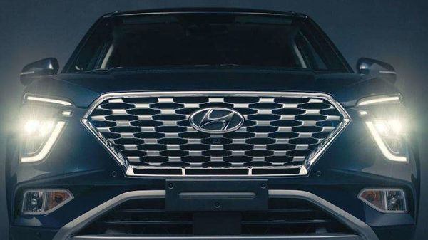 2022 Hyundai Creta facelift version will get a new grille and several updates over the existing model. Hyundai will launch the new Creta in Brazil today.