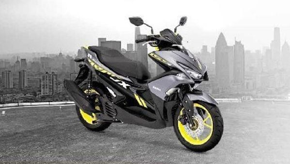 Yamaha Aerox 155: Smart, sharp and sporty - the Aerox 155 scooter from Yamaha promises to rev up the two-wheeler segment in the country.