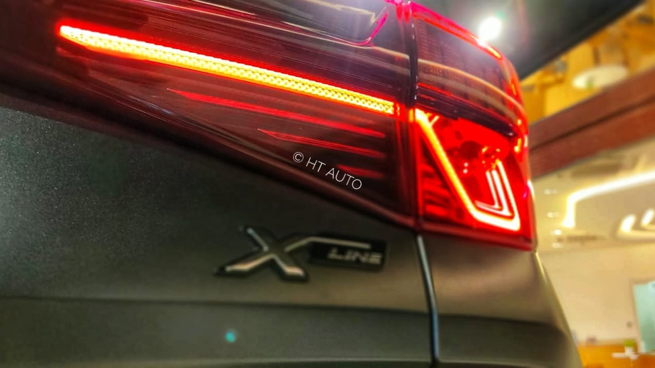 The Kia Seltos X-Line was previously showcased in India in a pre-production form at the Auto Expo 2020.
