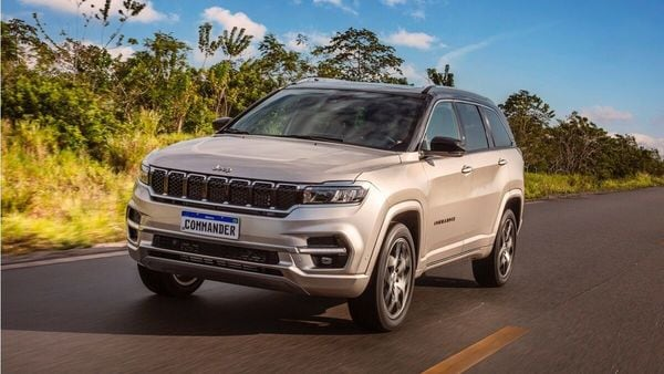 Jeep Commander 7-seater SUV, which is likely to be called Meridian when brought to India, has been launched for the South American markets.
