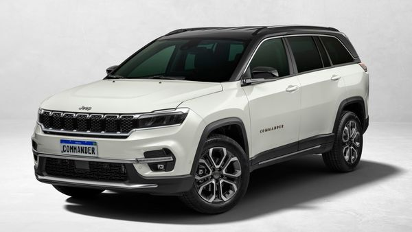 Jeep has launched 2022 Commander 7-seater SUV in countries like Brazil and Argentina. It is based on the same platform used for Compass, Renegade and other Jeep models.