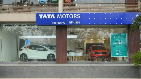Tata Motors gets NCLT nod for hiving off passenger vehicles business into separate entity.