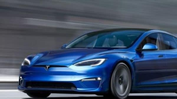 File photo of a Tesla vehicle used for representational purpose only