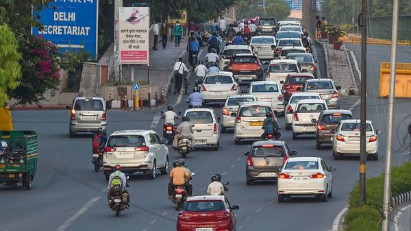 Delhi's transport department has issued advisory to people not to ply 15-year-old petrol or 10-year-old diesel vehicles on the roads. (PTI)