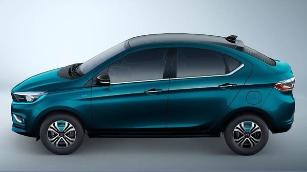 Primarily used by fleet operators, the new Tigor EV 2021 will be available for personal buyers looking for an affordable battery-powered passenger car with a decent range. (Tata Motors)