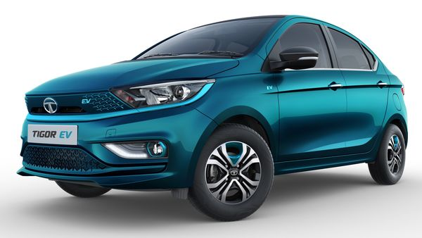 Tigor EV will feature Ziptron technology that will enhance the performance of the vehicle. The new EV can accelerate from 0 to 60 kmph in 5.7 seconds. There are also two drive modes - Drive and Sports. (Tata Motors)
