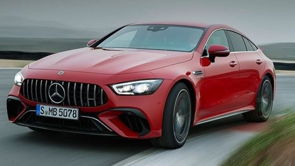 Mercedes-AMG has officially unveiled its most powerful car ever - the GT 63 S E Performance - a few days ahead of its grand premiere. This is one of the most powerful cars in the company's lineup and the first sport plug-in hybrid model from the auto giant.