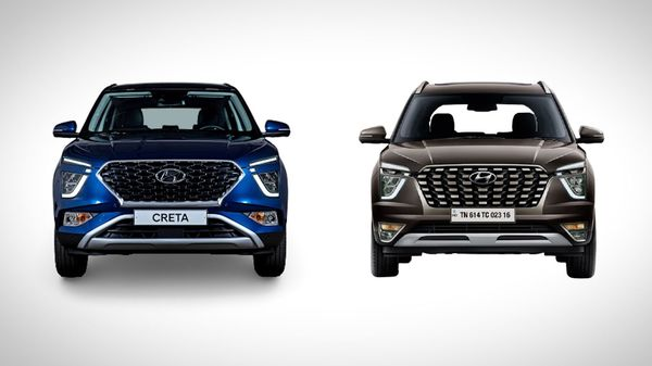 Hyundai has some very successful small models in the Indian market but its SUVs are what are its main fighting weapons here.