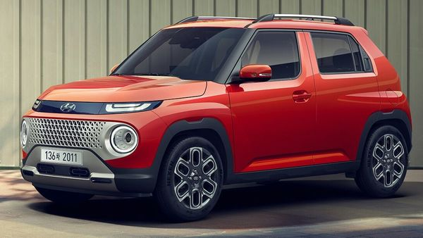 Hyundai Casper micro SUV's exterior design has been officially revealed ahead of its possible launch in the next few weeks. It will take one rivals like upcoming Tata Punch, Maruti Suzuki Ignis and Renault Kwid.