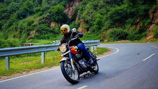 Royal Enfield Classic 350 is one of the most sold premium bikes in the Indian market. (Photo credit: Sabyasachi Dasgupta/HT Auto)