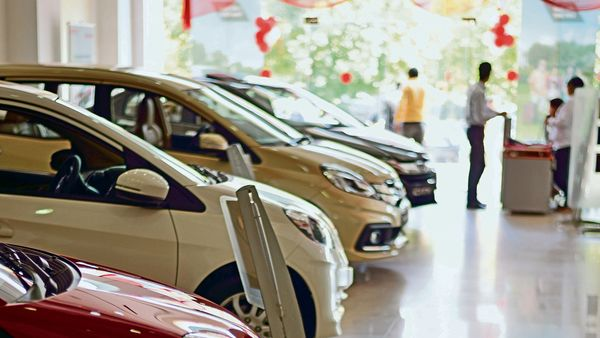 File photo of a vehicle dealership used for representational purpose only (MINT_PRINT)
