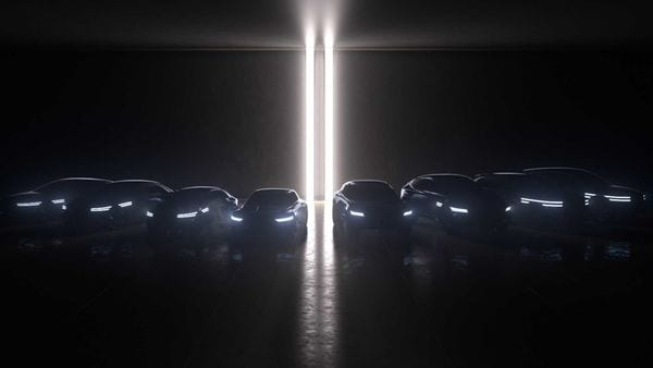 Genesis has teased its upcoming electric vehicles.