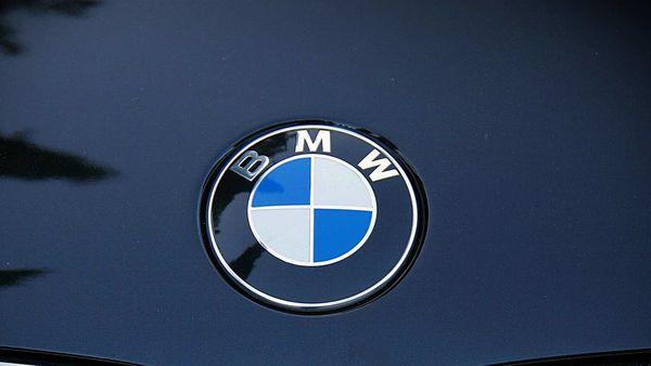 File photo of BMW logo