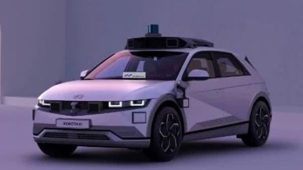 Hyundai IONIQ 5 autonomous robotaxi. (Hyundai)