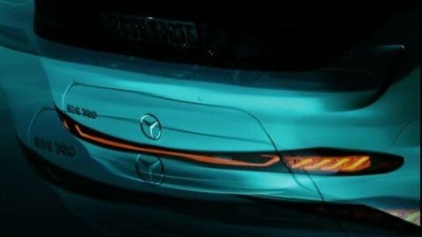 It is being speculated that Mercedes' new electric model will be smaller in comparison to the EQS sedan. (Mercedes-Benz)