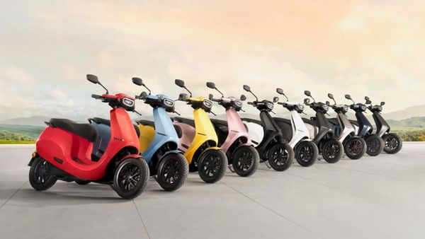 Here are all the colour options to be made available on the upcoming Ola Electric scooter.