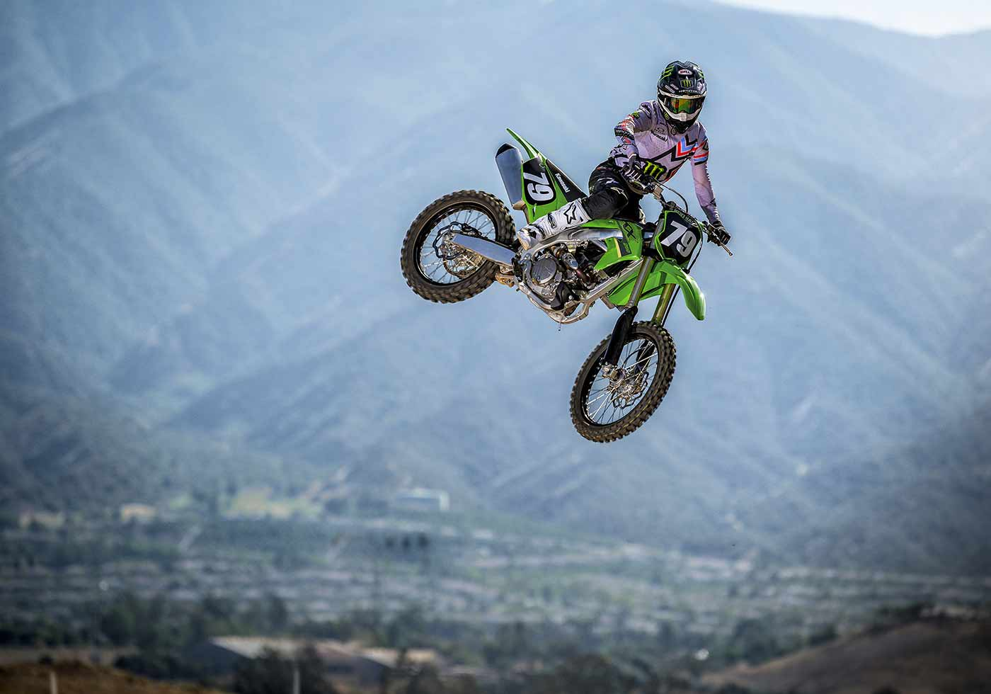 Kawasaki has launched the new 2022 KX250 and KX450 off-road/dirt motorcycles in the Indian market.