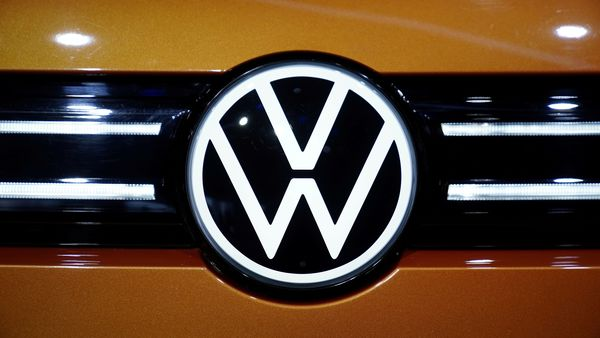 Volkswagen logo. (File Photo for representational purpose only) (REUTERS)