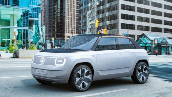 Volkswagen ID.Life concept electric car