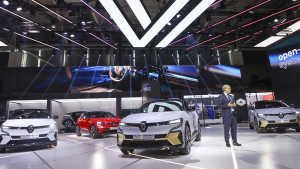 Renault is among the carmakers that is present in the event. (Bloomberg)