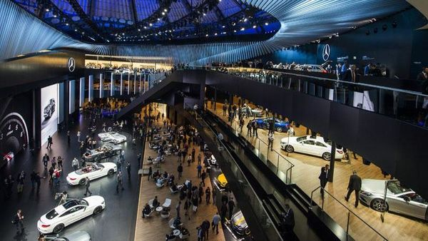 The IAA Mobility show in Munich is the first major motor industry event worldwide since the global coronavirus pandemic.