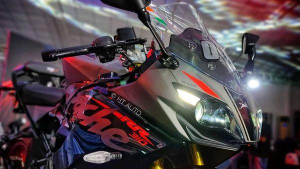 Representational Image of 2021 Apache RR 310.