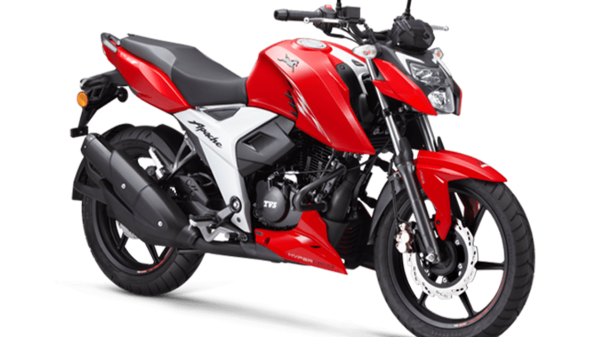 The upcoming TVS bike is likely to be a performance-oriented model of the already present Apache RTR 160 4V.