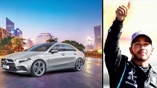 Buying a Mercedes vehicle this festive season could give you a shot at meeting F1 champion Lewis Hamilton.