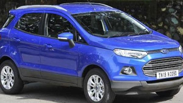 File photo of a Ford EcoSport.