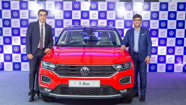 Volkswagen T-Roc is the only SUV the carmaker has listed as part of its subscription-based car ownership model in India.