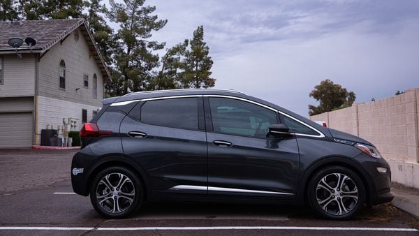 General Motor Co. has recalled every Chevrolet Bolt it has built due to the risk of battery fires and warned owners not to park them in their garage. (Bloomberg)