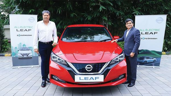 Nissan Leaf EV is yet to be launched in India for the mass buyers. (Image: LinkedIn/Nissan)