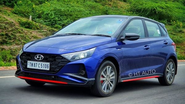 Hyundai i20 N Line is the first of many promised N Line models from Hyundai India in the country. The N Line models offer cosmetic updates and some minor tuning changes to offer a more spirited visual and drive appeal.