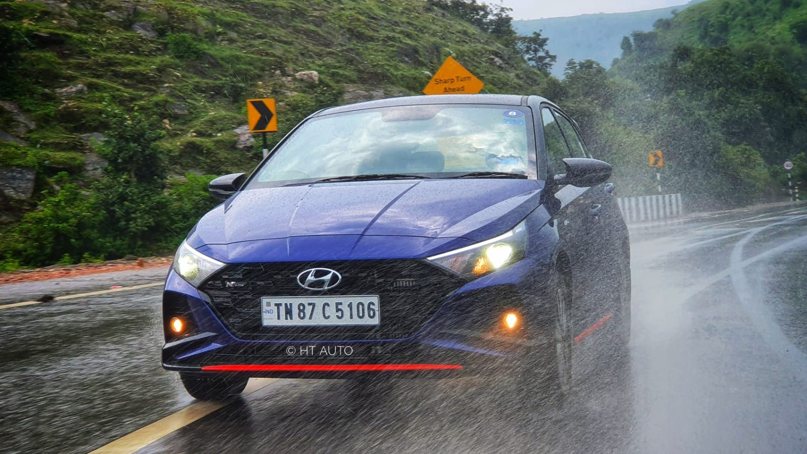 Hyundai recently launched the i20 N Line in the country at a starting price of <span class='webrupee'>₹</span>9.84 lakh (ex-showroom), going up to <span class='webrupee'>₹</span>11.75 lakh for the top-line model. The hot hatch is aimed squarely at the young and those young at heart.