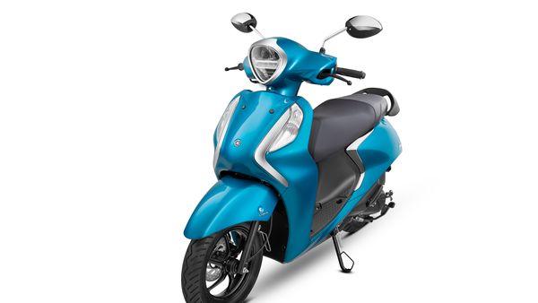 File photo of Yamaha Fascino 125 scooter.